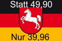 Niedersachsenfahne 150x100cm