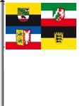 Bundesland Querformat mit Wappen ab 19,90 EUR