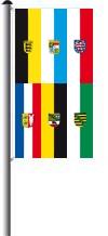 Bundesland Hochformat mit Wappen ab 49,50 EUR