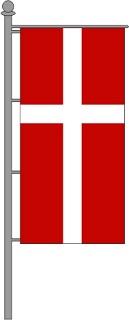 Ökumenische Kirchenfahnen Hochformat für Ausleger ab 49,50 EUR