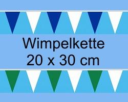 Wimpelketten 20x30cm ab 7,50 EUR