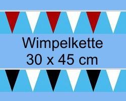 Wimpelketten 30x45cm ab 10,00 EUR