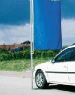 Mobile Fahnenmasten nur 239,90 EUR