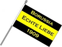 Fan Schwenkfahne Dortmund