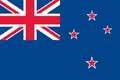 Nationalfahne Import Neuseeland