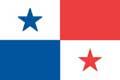 Nationalfahne Import Panama