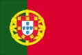 Nationalfahne Import Portugal