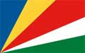 Nationalfahne Import Seychellen