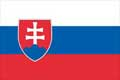 Nationalfahne Import Slowakei
