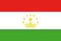 Nationalfahne Import Tadschikistan