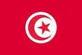 Nationalfahne Import Tunesien