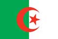 Nationalfahne Import Algerien