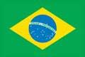 Nationalfahne Import Brasilien