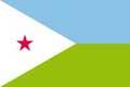 Nationalfahne Import Djibouti