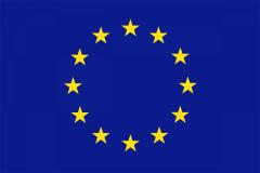 Nationalfahne Import EU