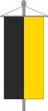 Bundesland Banner ohne Wappen Baden-Württemberg
