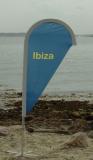 Beachflag Ibiza