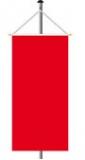 Nationalfahne mit Motiv Banner 120x300cm