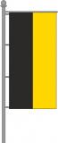 Bundesland Hochformat für Ausleger ohne Wappen Baden-Württemberg