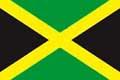 Nationalfahne Import Jamaika