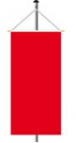 Nationalfahne ohne Motiv Banner 80x200cm